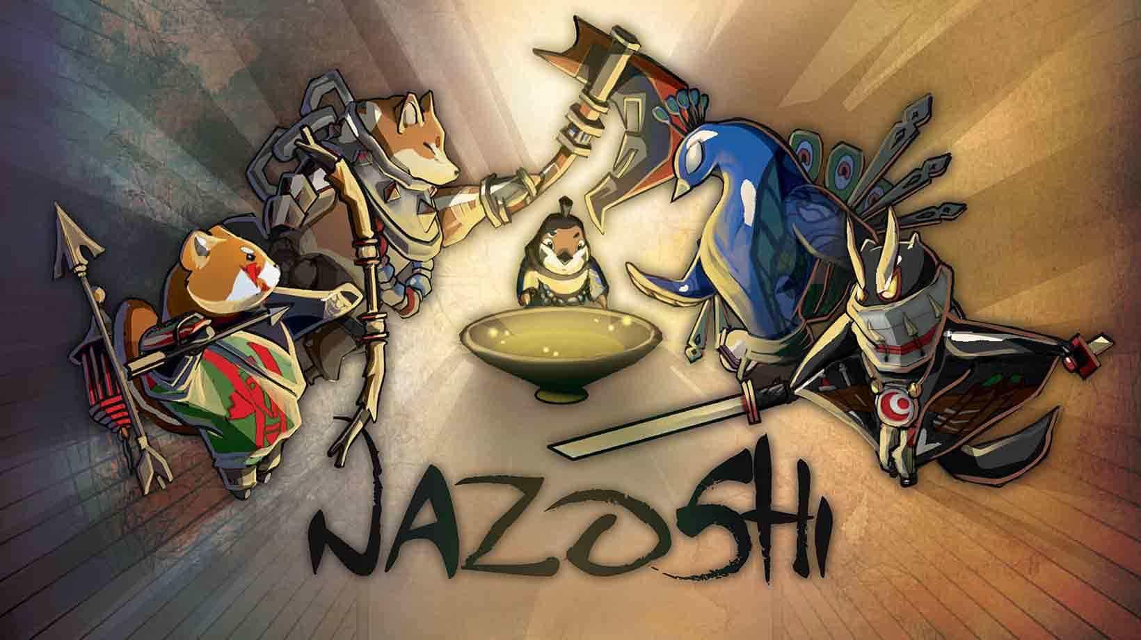 nazoshi-for-gods-sake