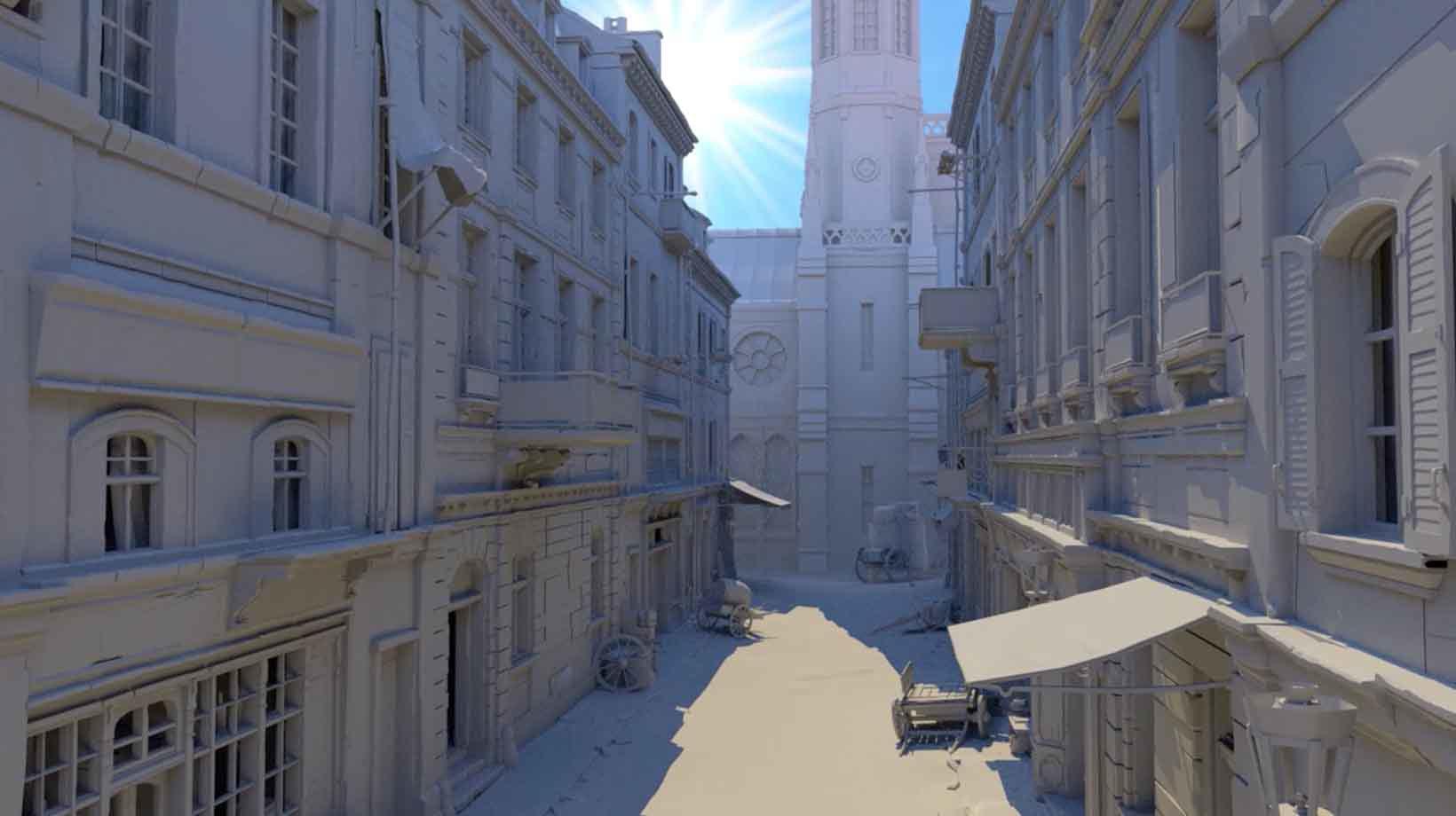 3D Cinema - year 4