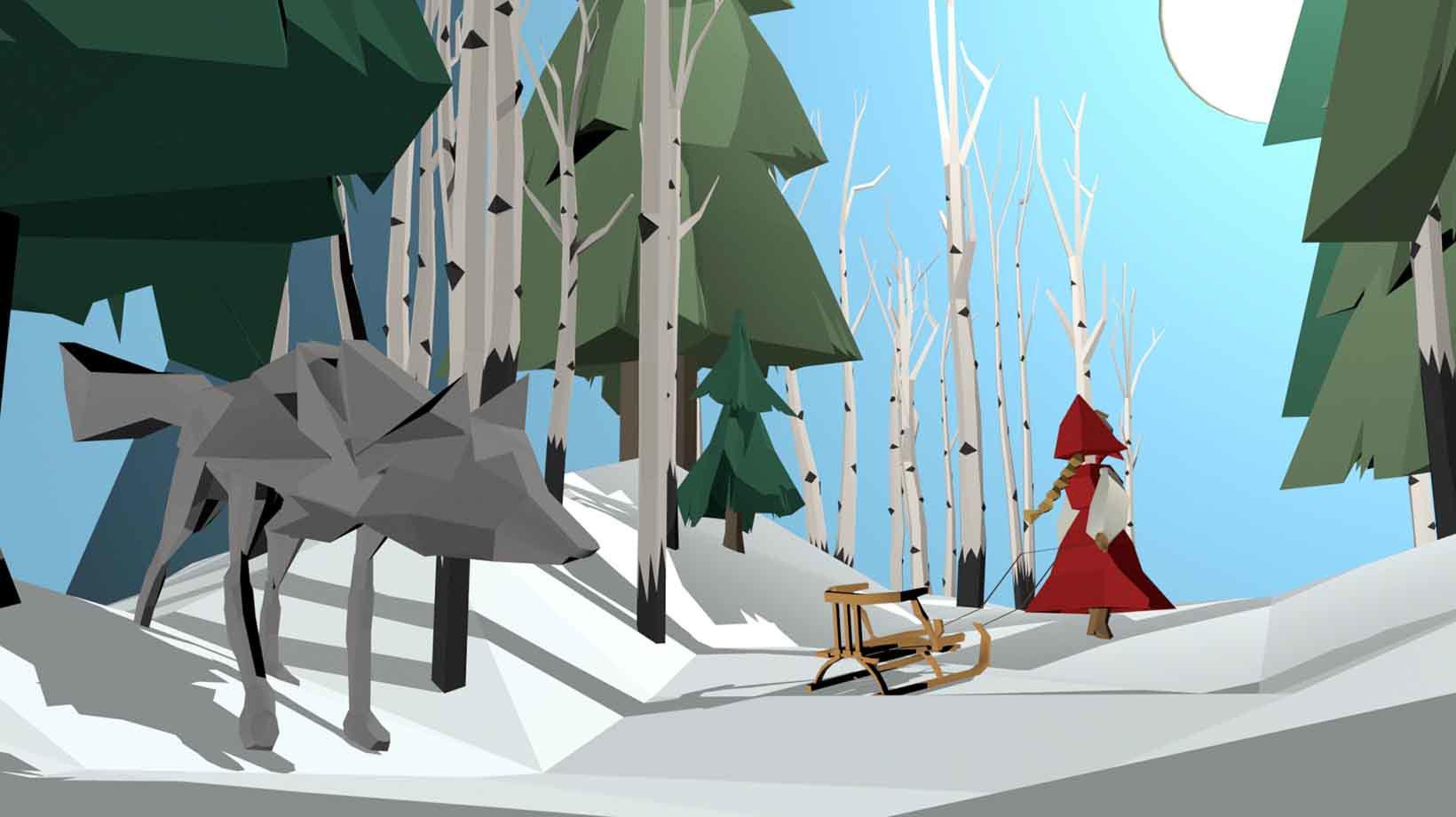 3D Animation Film - year 2