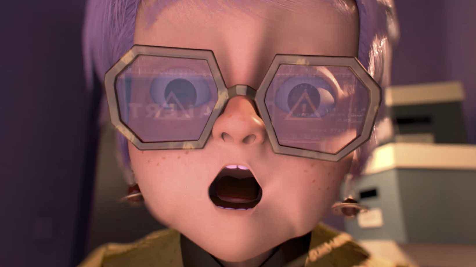 3D Film - Year 4