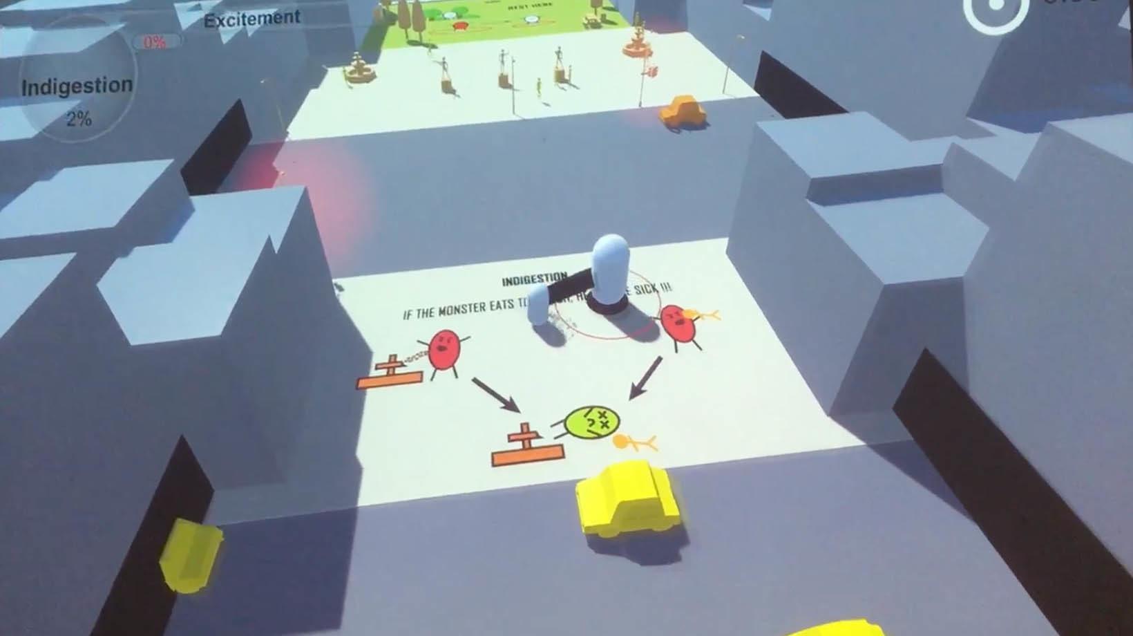 Game Design - Year 3